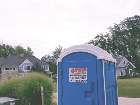 Needing a restroom for 4th of July!