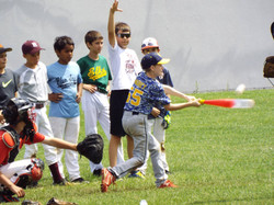 Campers_Hitting