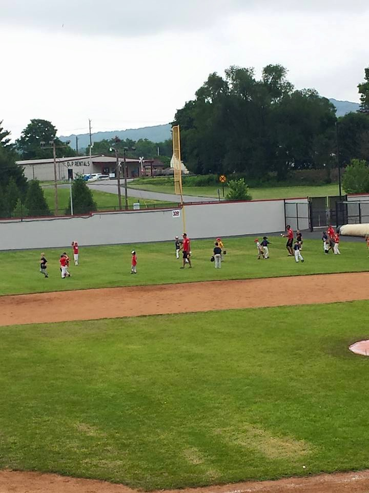Campers_ThrowingDrills