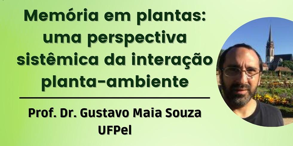Memória em plantas: uma perspectiva sistêmica da interação planta-ambiente