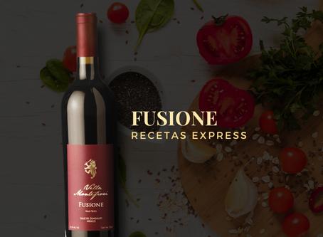 Fusione & Recetas Express