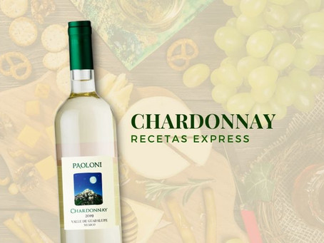 Chardonnay & Recetas Express