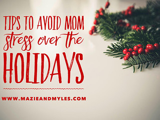 Avoiding Holiday Stress with Kids. Can it be Done?