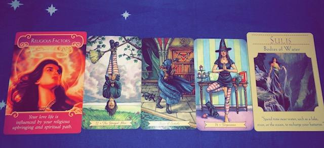 WATER SIGNS WEEKLY READING 10/6!