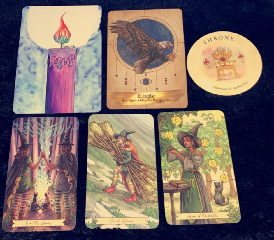January reading for EARTH signs!