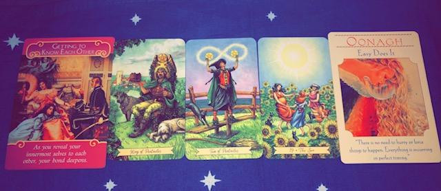FIRE SIGNS WEEKLY READING 10/6!