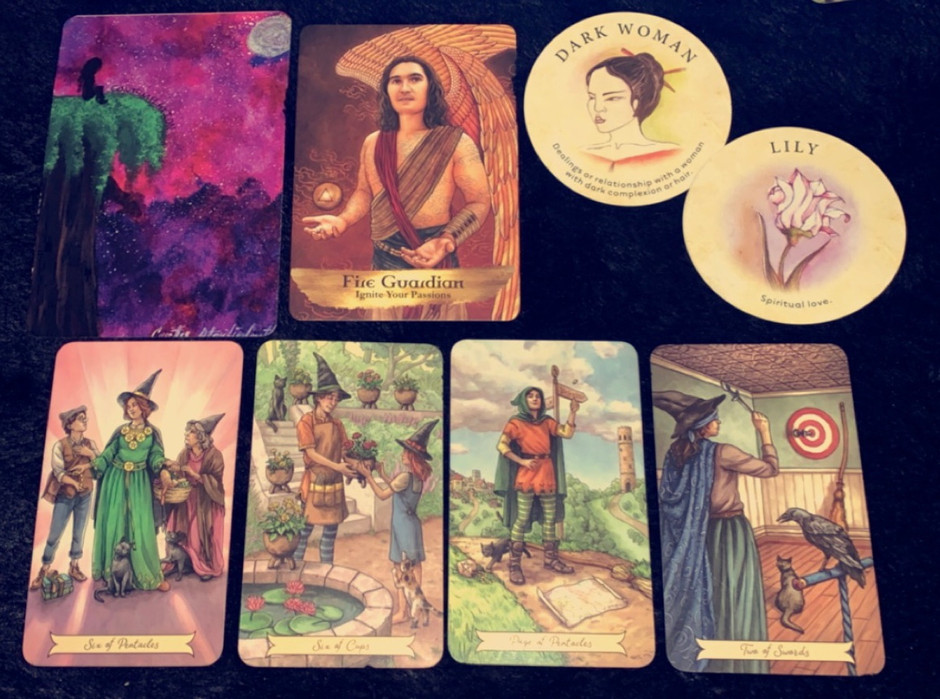 January reading for WATER signs!