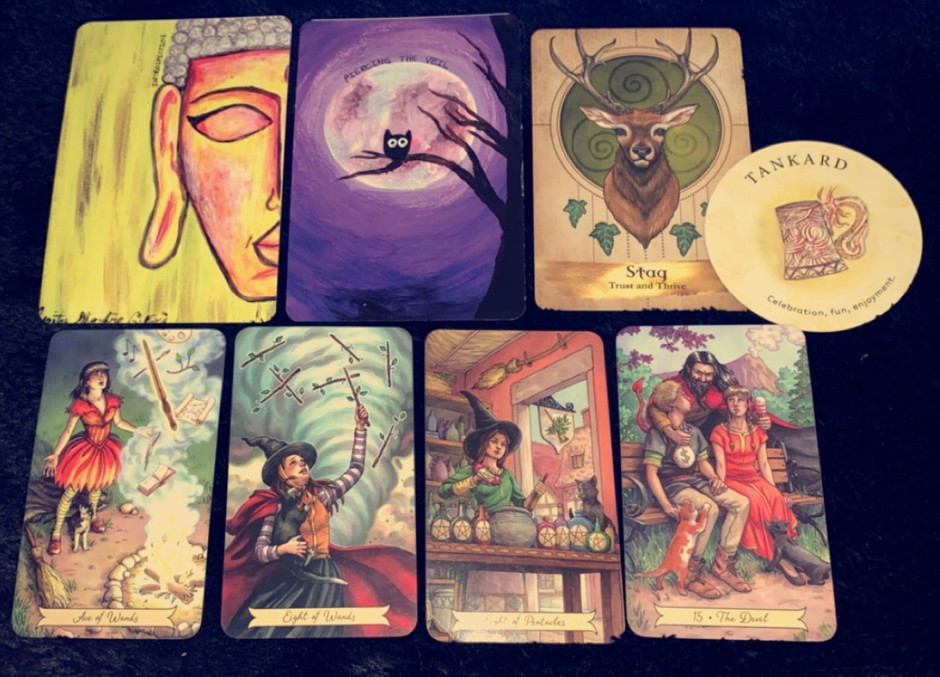 January reading for FIRE signs!