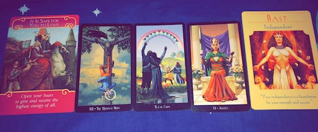 FIRE SIGNS WEEKLY READING* 10-21