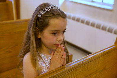 Giuliana's Communion