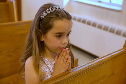 Giuliana's Communion