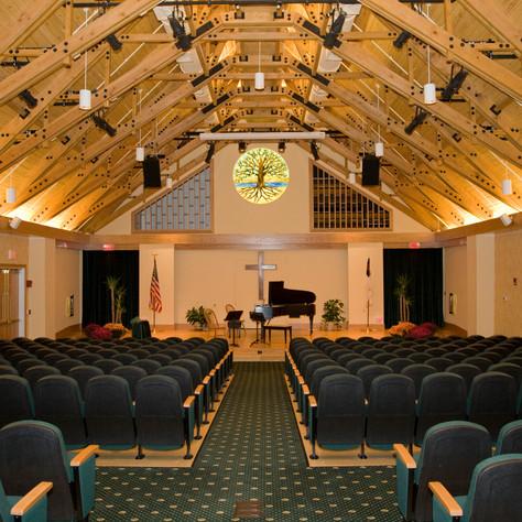 Elim Park - Nelson Hall/Chapel