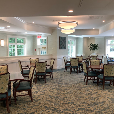 Creamery Brook - Dining Room