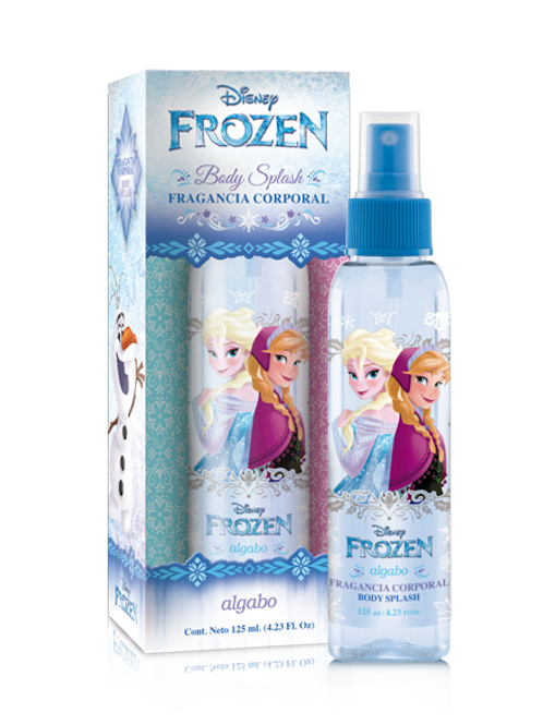 Colonia body splash frozen x 125 ml