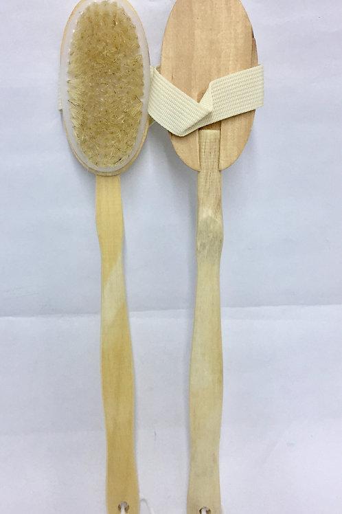 Cepillo espaldero madera art.16015