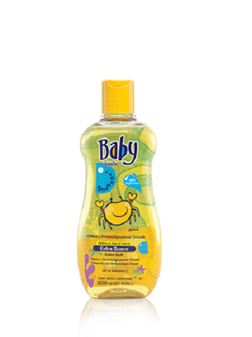 Shampoo Baby x 200 ml.