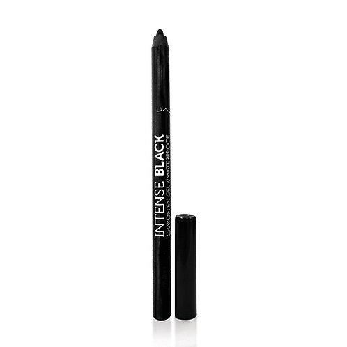 Crayon intense black art.594