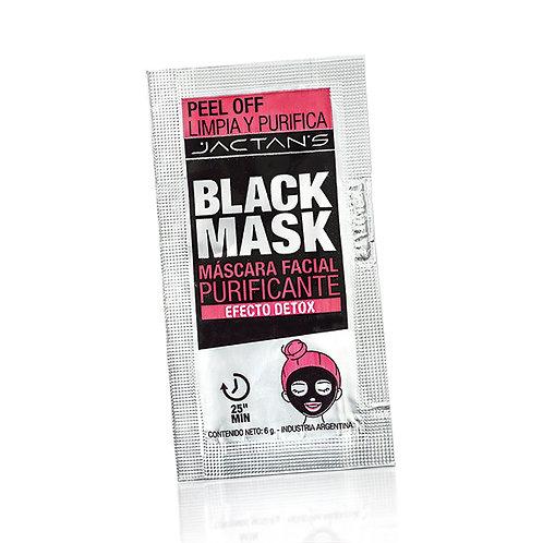 Black mask x 24 unidades art.687
