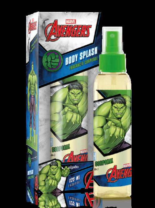 Colonia body splash hulk x 125
