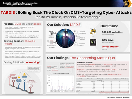 Rolling Back the Clock on Cyber Attacks with Ranjita Pai Kasturi