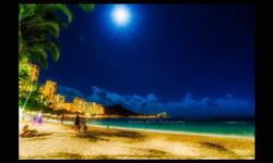 Waikiki 2011年8月