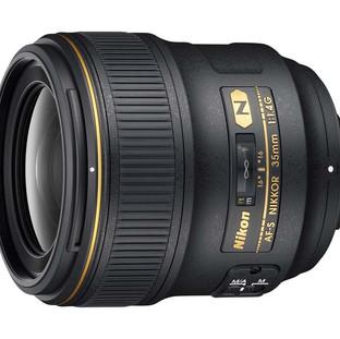 Nikon:AF-S NIKKOR 35mm f/1.4G