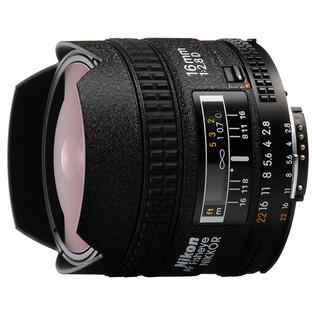 Nikon:Ai AF Fisheye-Nikkor 16mm f/2.8D