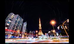 赤羽橋交差点 2019年1月