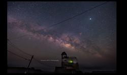 波照間島 星空観測タワー 2018年3月