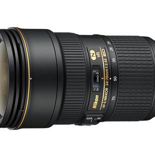 Nikon:AF-S NIKKOR 24-70mm f/2.8E ED VR