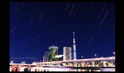 吾妻橋 2017年2月
