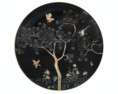 Assiette, plate, vaisselle, décoration murale, platedessert , vaisselle japonaise