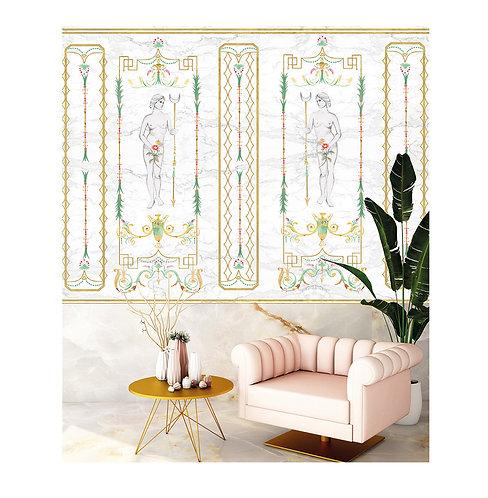 papier peint, sculpture, moon, wallpaper, italie, chateau, castle, papel pintado