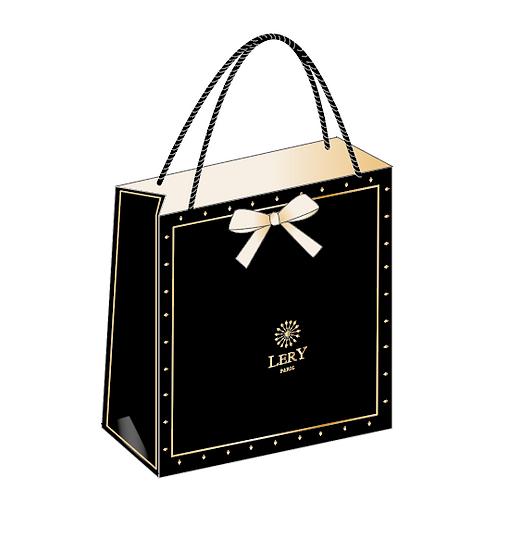lery, design sac, packaging, bague, alliance, lery diamant, lery alliance