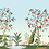 chinoiserie, papier peint panoramique, panoramique, wallpaper, walldecor, fresque, papelpintado, panoramic, decormural