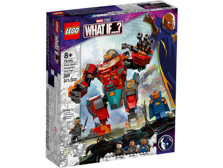 LEGO Marvel Tech
