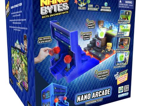 NanoBytes Arcade