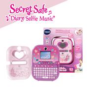 Secret Safe Diary Selfie Music
