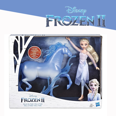 Frozen II Elsa & The Nokk