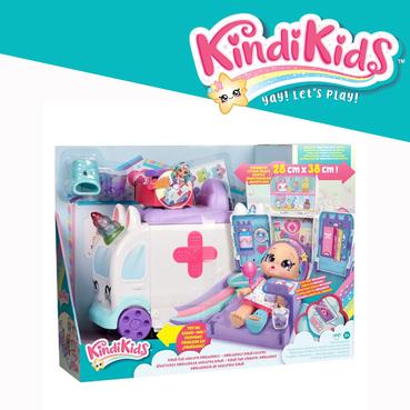 Kindi Kids Unicorn Ambulance