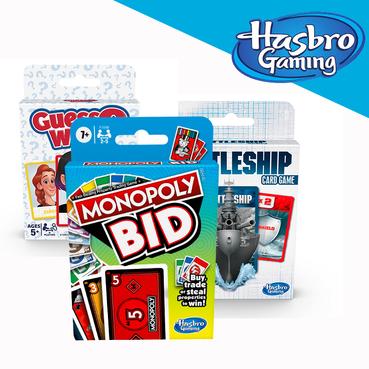 Hasbro Gaming Card Games