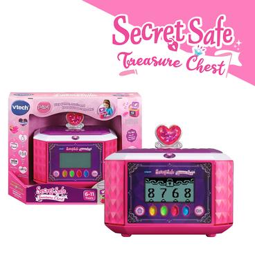 Secret Safe Treasure Chest