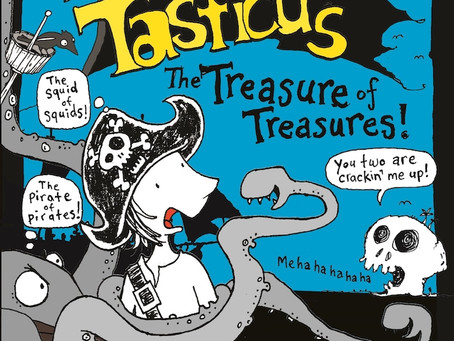 Atticus Van Tasticus - The Treasure Of Treasures