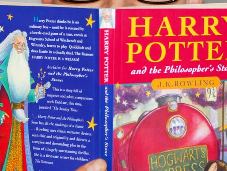 Harry Potter 1st Edition