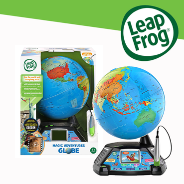 LeapFrog Magic Adventure Globe