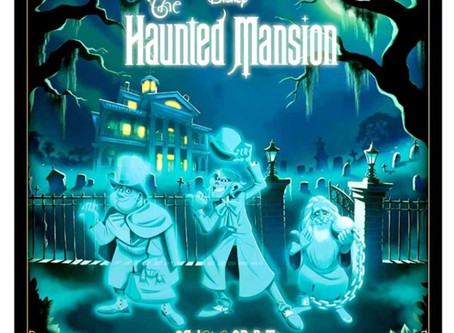 Haunted Board game
