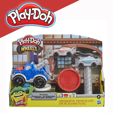 Play-Doh Wheels