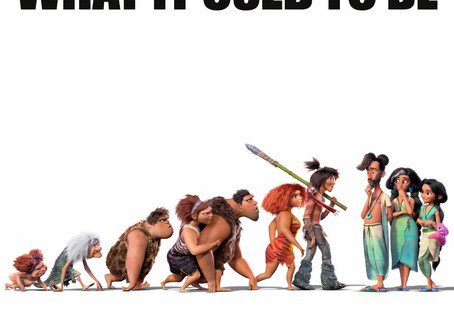 THE CROODS ARE BACK!