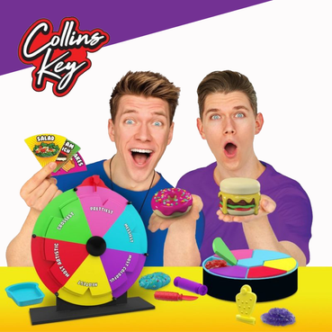 Collins Key Mystery Food Challenge