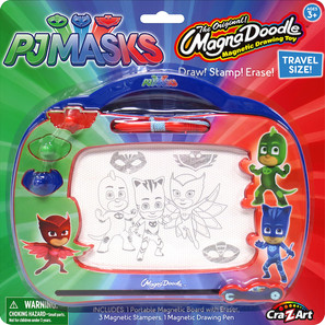 CELEBRATING PJ MASKS WITH CRA-Z-ART!